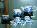 景德鎮商務禮品茶具定制陶瓷茶具廠家
