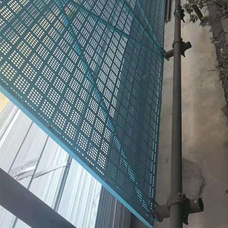 吉林智能爬架防护网给施工者更强的保护