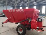 有机肥撒粪车多少钱 拖拉机牵引式撒粪机哪里卖