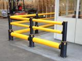 仓库,车间更安全的防撞柱、防撞围栏