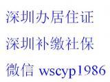 深圳补社保可以补缴哪些险种
