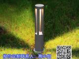 压铸铝草坪灯厂家定做艾诺威小区公园草坪灯
