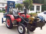 反循环拖拉机改装打井机 大功率大口径高效打井机