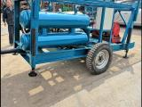 华豫4立方空压洗井机 200米洗井设备 洗井机厂家