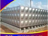 不锈钢消防水箱厂家 方形保温水箱304 不锈钢方形水箱定制做