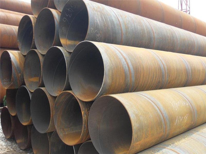 湖南螺旋鋼管廠家 螺旋焊管批發