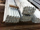 湖南等邊熱鍍鋅角鋼批發 冷鍍鋅角鐵現貨廠家