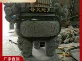 石香爐加工廠 青石石雕香爐 寺廟古建筑