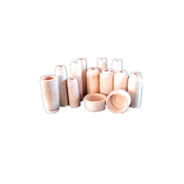 專業生產硅酸鋁保溫管 可定做各種異型硅酸鋁纖維
