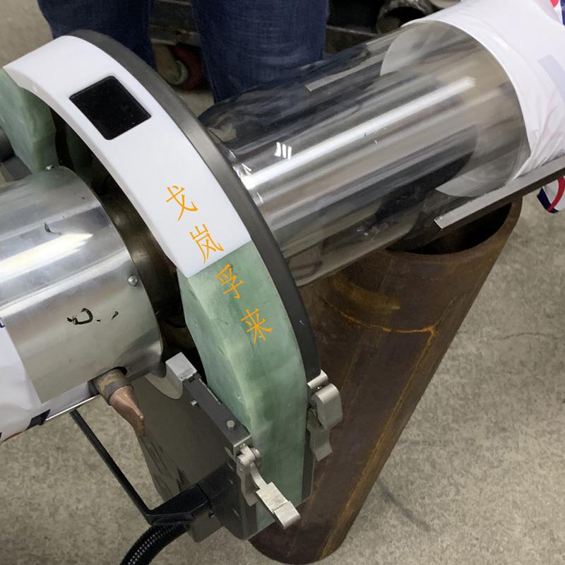 不锈钢小管子自动焊机