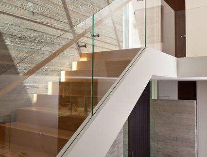 遼陽玻璃樓梯 晉瑤木業 品牌企業 玻璃樓梯價格