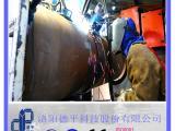 氣體保護智能自動焊機ZDP800D高效全自動外焊機