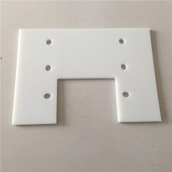 张家口聚乙烯刮板 昊威橡塑自润滑优 pe聚乙烯刮板厂家