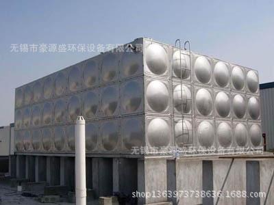 稳定供应不锈钢方水箱 不锈钢水箱