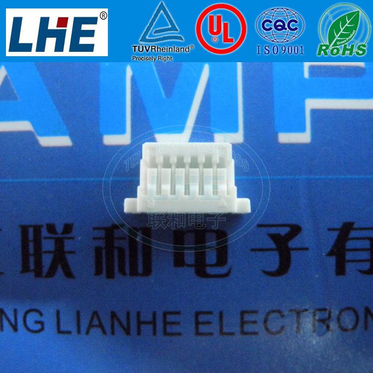 胶壳连接器 LHE AC/DC 磷青铜 美国泛达尼龙