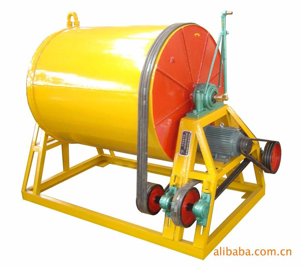 【大量供应】湿式系列球磨机 溢流型球磨机 卧式颗粒料球磨机