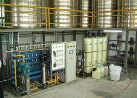 RO+EDI超纯水处理设备