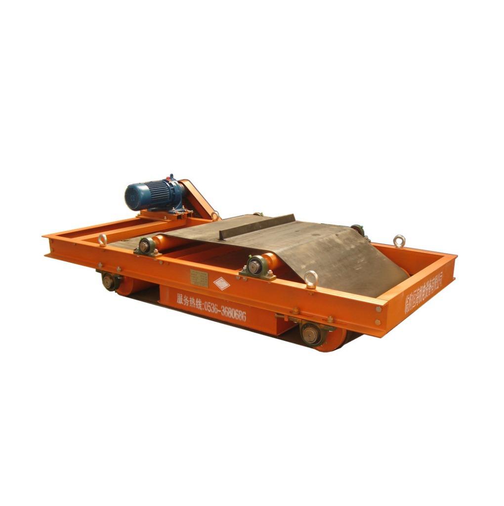 厂家供给RCYD永磁自卸式除铁器 临朐恒海 工业除铁