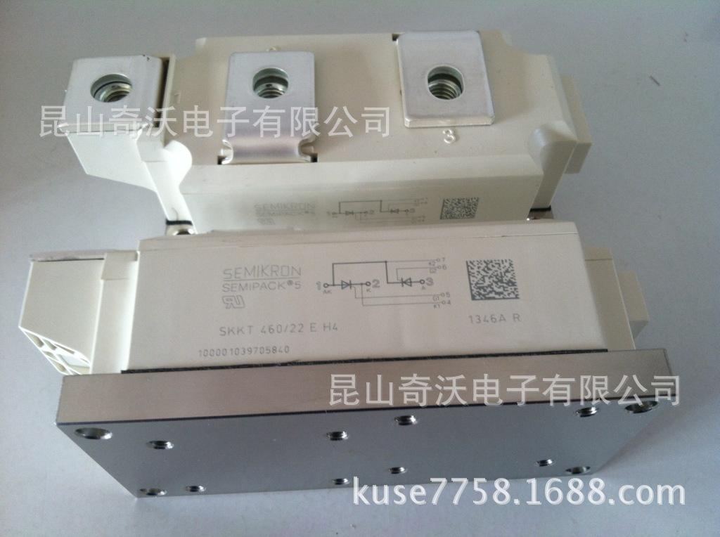 特价奇沃〖正品〗SEMIKRON可控硅SKKT460/22E 塑料封装 大功率