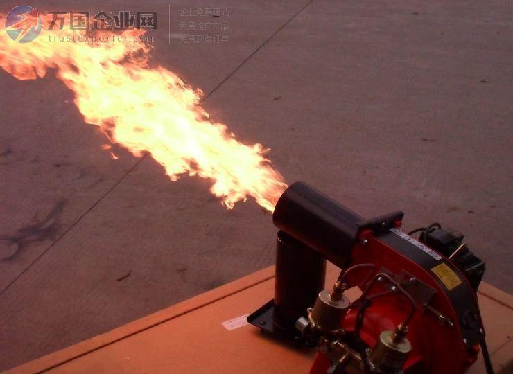 工业BT100CJ醇基生物环保节能燃烧机 整熨洗涤设备