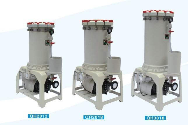 废酸碱解决化学药液过滤机化工过滤设施 加压过滤 板框式