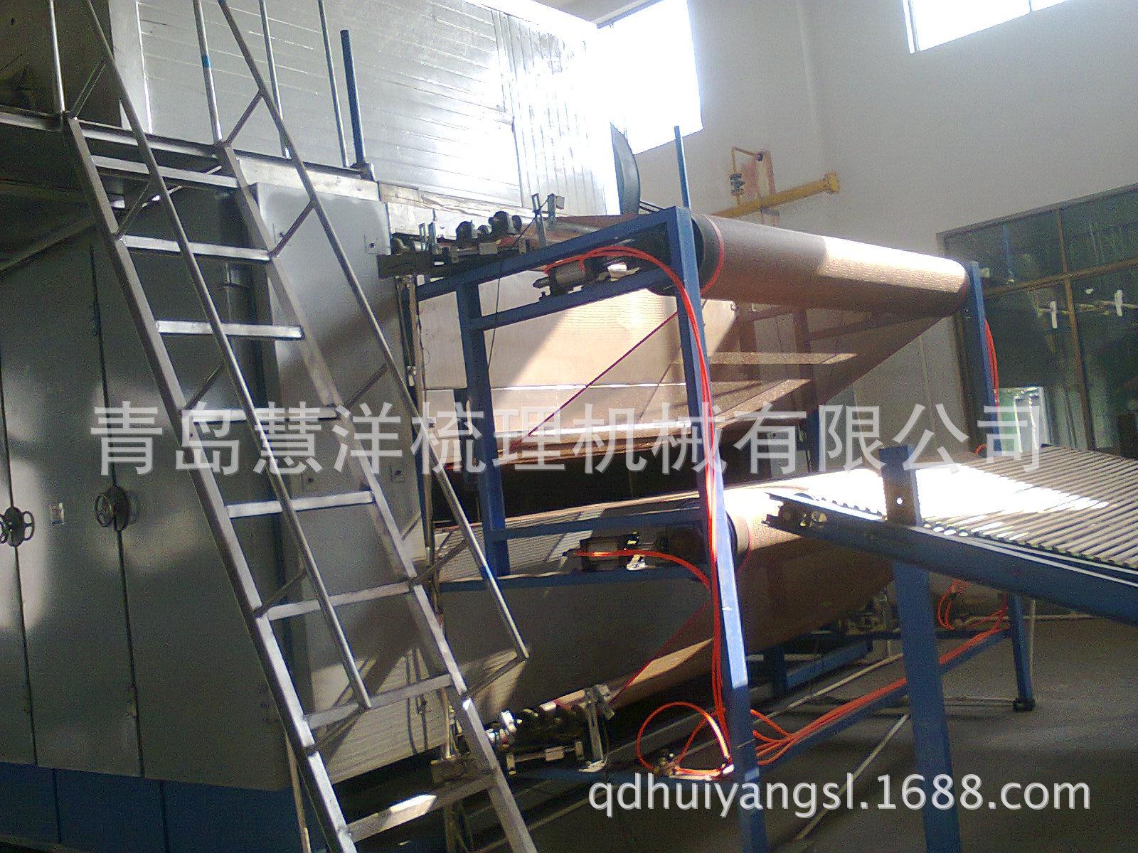 3D竹纤维环保床垫消费线 非织造布生产线 HYYZ 家纺家具