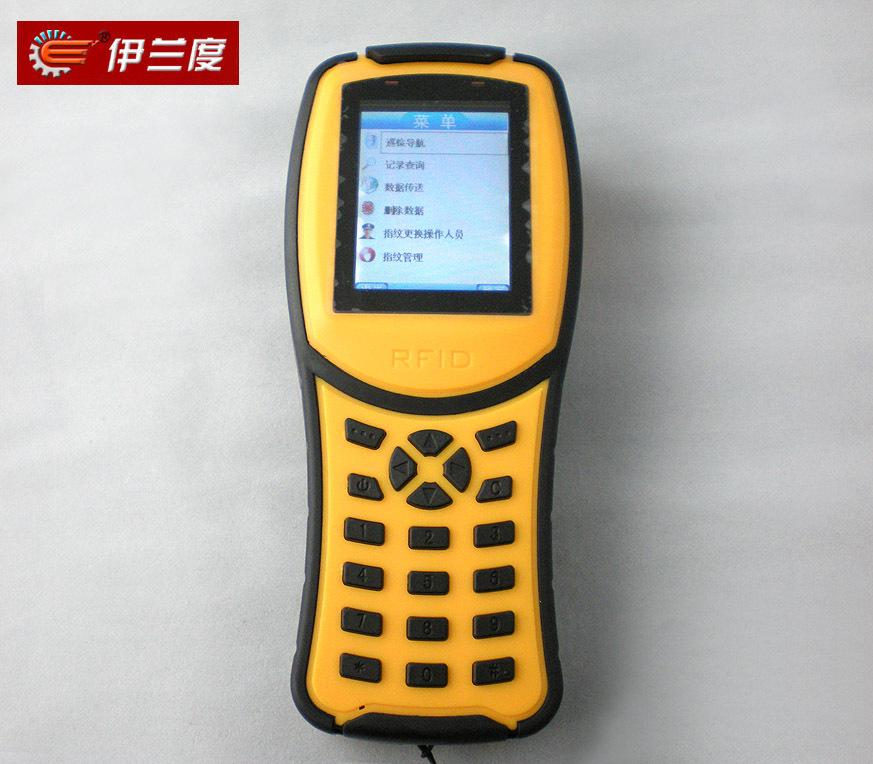 巡查棒巡检器巡更器巡更棒-中文GPRS主动巡更机 电子巡更