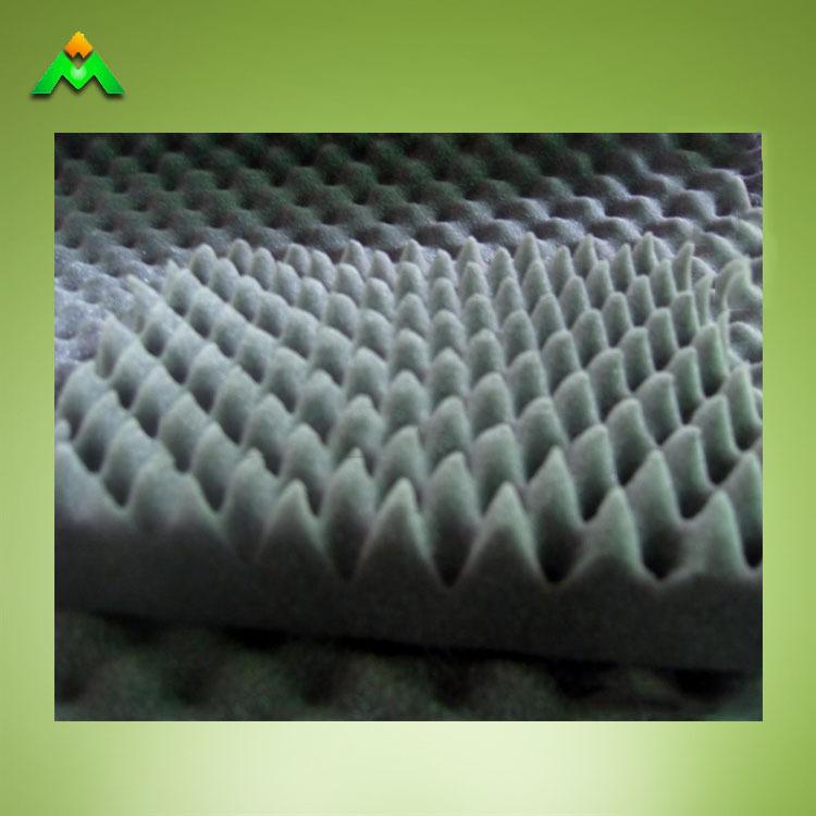 试音琴房消音波浪棉 聚氨酯 表面凹凸型 聚氨脂 艾美欣