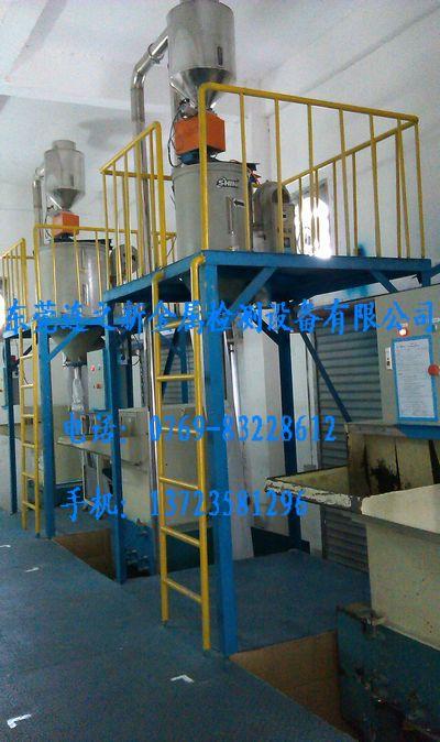 塑料金属分离器 筛粉机 圆振筛 电成型筛网