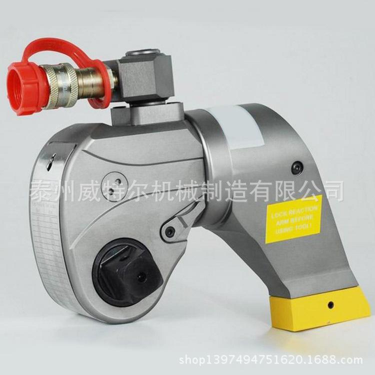 厂家直销合金钢驱动式液压扳手 高强度同步液压扭力扭矩扳手YD-1