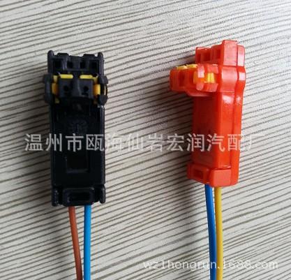 汽车连接器,气囊插头,安全带插头,气囊线速,汽车插头厂家直供