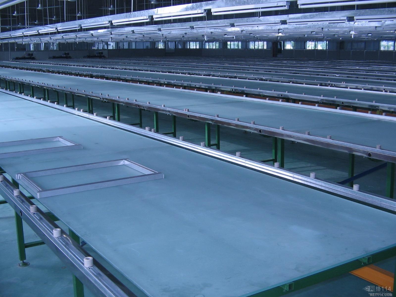 人工印花台板订做 服装印花走台 印花机械