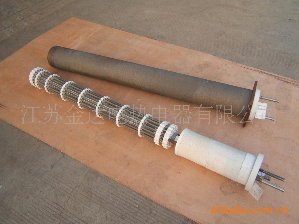主炉用辐射管以及热解决工装 工业炉