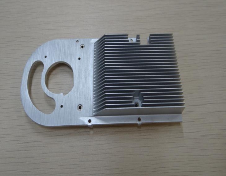 CNC电脑车圆显卡散热器 铝/铜 散热性能优越、经久耐用