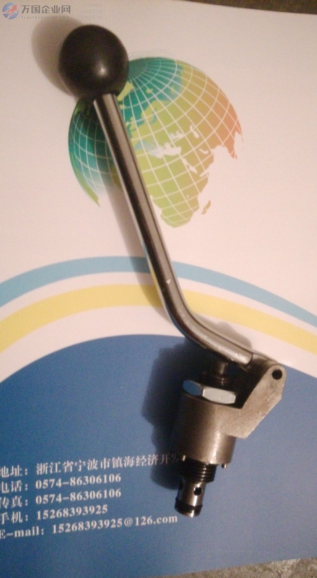 动力单元手动泄压换向(卸荷)阀SHF08-227 方向阀