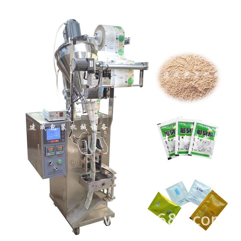 酵母粉包装机 充填,封口,计量,包装辅助,打码、喷码