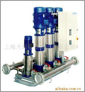 供应TPS系列变频调速恒压供水设备(图) 变频调速恒压供水设备