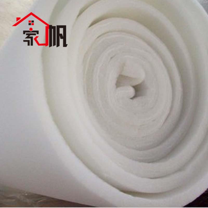 家帆聚酯纤维吸音棉 纤维状