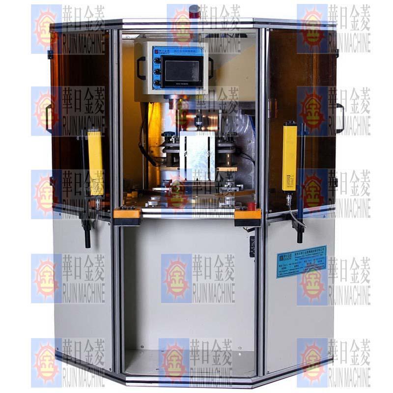 高周波非标自动转盘式高频塑胶熔接机可设计定做自动化高周波设备
