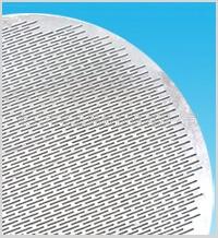 供应水力碎浆筛板(图) 按客户要求加工 造纸机械配件