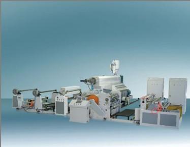 GW800-1800型口杯纸淋膜机牛皮纸淋膜机无纺布淋膜机