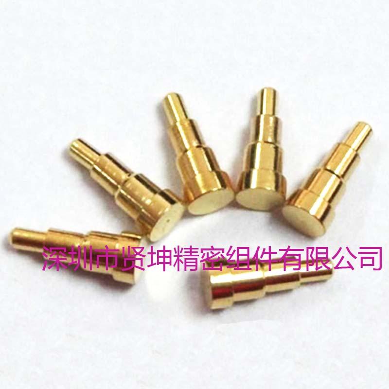 手机电池连接器 插头/插座 POGOPIN 多合一 阻火/阻燃