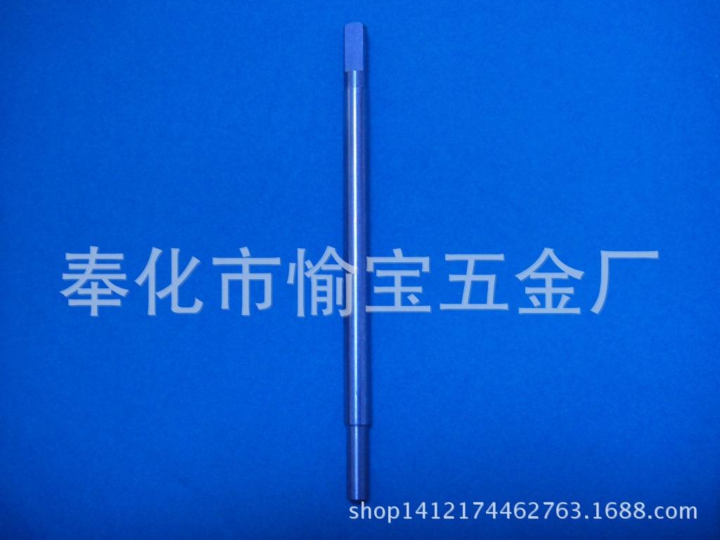 不锈钢碳钢罩极电机转轴 多种类 非标准件 非进口 电机轴