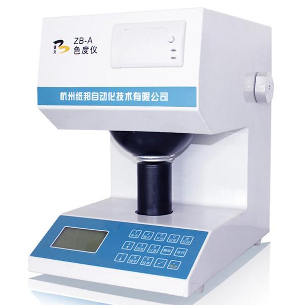 色度测试仪 台式色差计 ZB-A
