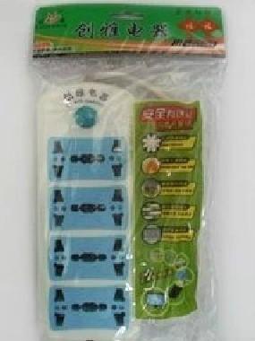 创雅CY-860电源插座 XINCHAO/鑫超 ABS