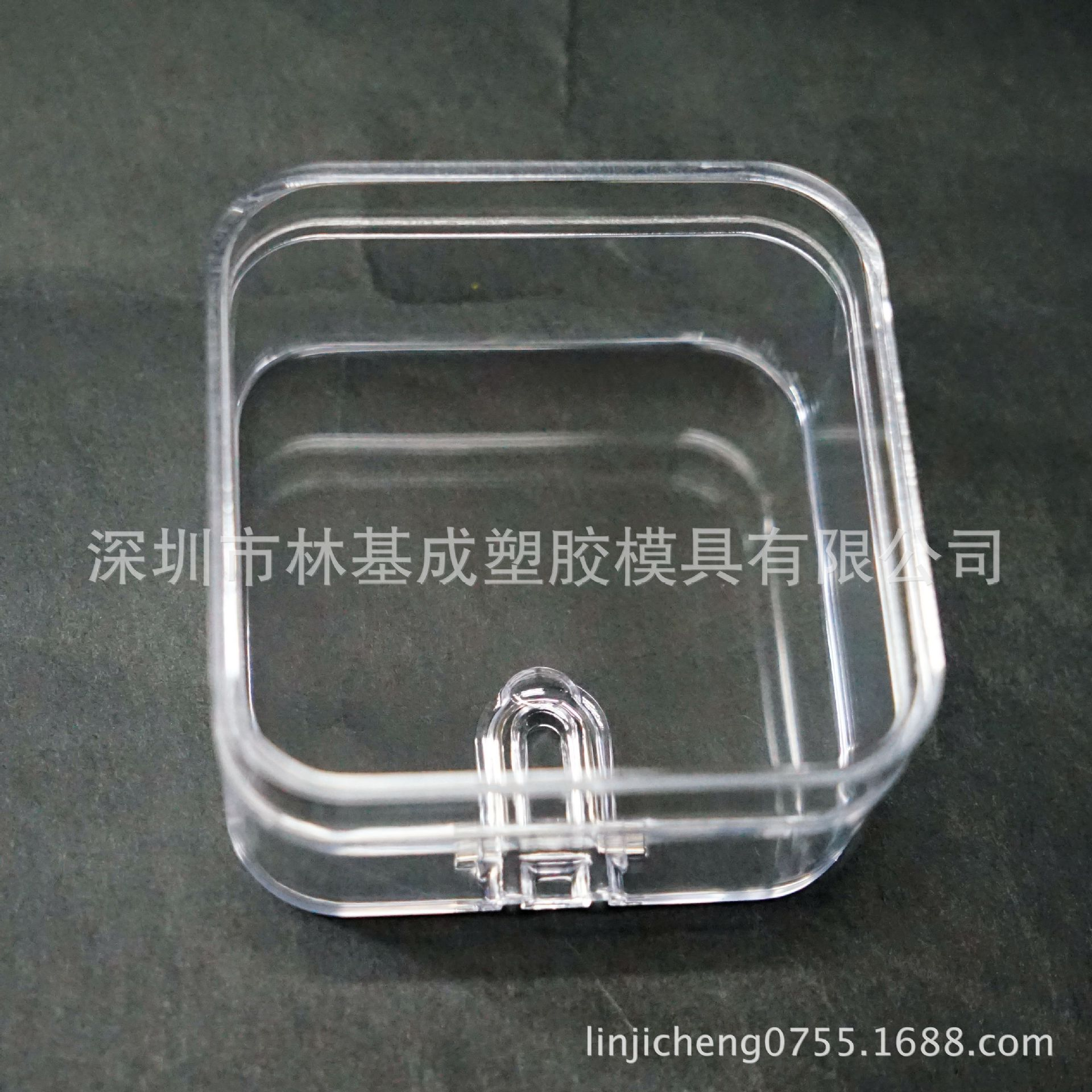五金挂钩水晶盒 林基成 透明包装盒