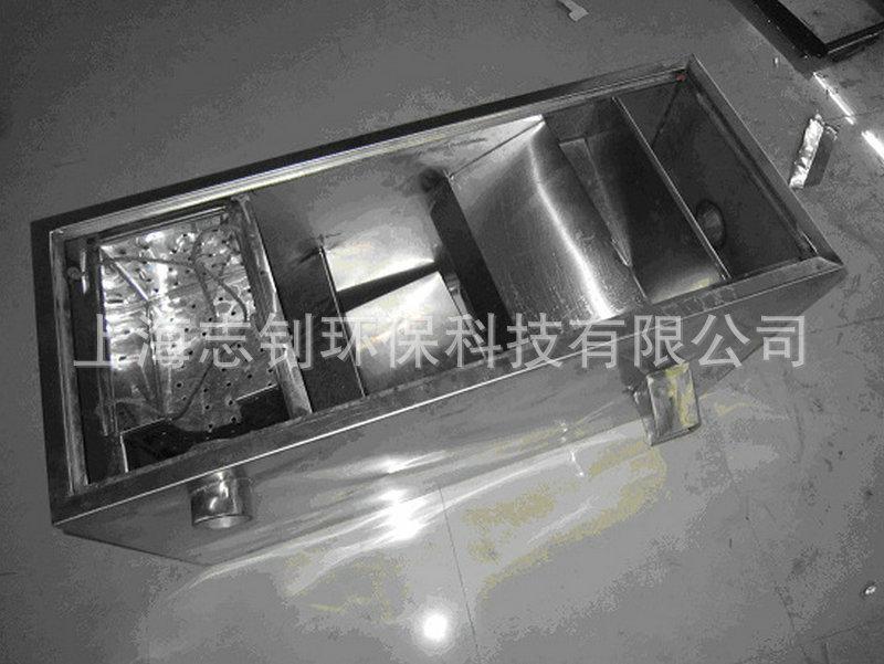 家用厨房油水别离器 隔油池 餐饮油水分离器
