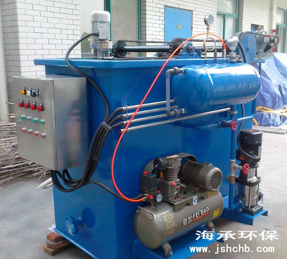 生活污水处理设备 溶气气浮机 YMWF