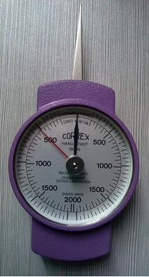 瑞士CORREX/确力士张力计 张力计 指针式张力计