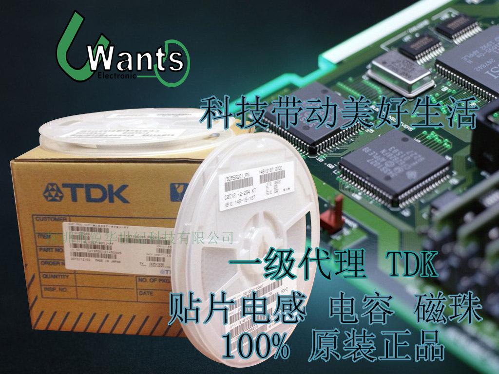 100%正品原装 电感磁珠 TDK 贴片电感 单层密绕式 工字形 立式密封